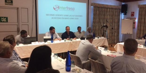 Primer encuentro de Interfresa para abordar con el sector el Plan de Responsabilidad Ética, Laboral y Social (PRELSI)