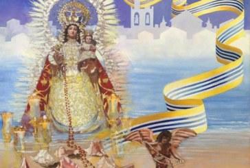 Cartel Fiestas del Rosario Isla Cristina 2018