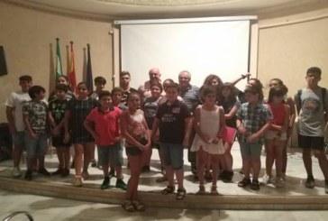 Isla Cristina en la primera reunión del Consejo de Infancia y Adolescencia de la Junta de Andalucía