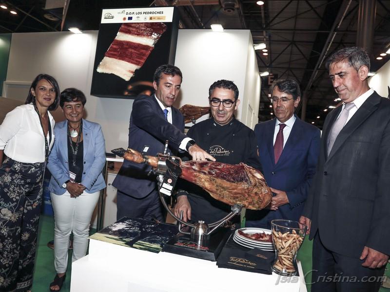 La Junta de Andalucía muestra la calidad y liderazgo de su producción cárnica en Meat Attraction 2018