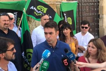 Joaquín Bellido será el candidato Andalucía Por Sí (AxSí) a la presidencia de la Junta
