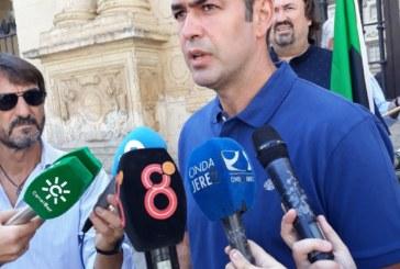 Joaquín Bellido (AxSí) presenta su candidatura a la presidencia de la Junta de Andalucía
