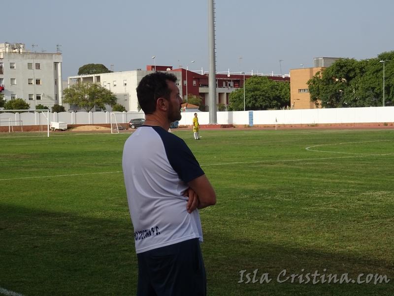El Isla Cristina al asalto del fortín del Club Deportivo Pinzón