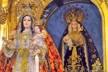 Imágenes Traslado de Ntra. Sra. del Rosario, al Altar Mayor