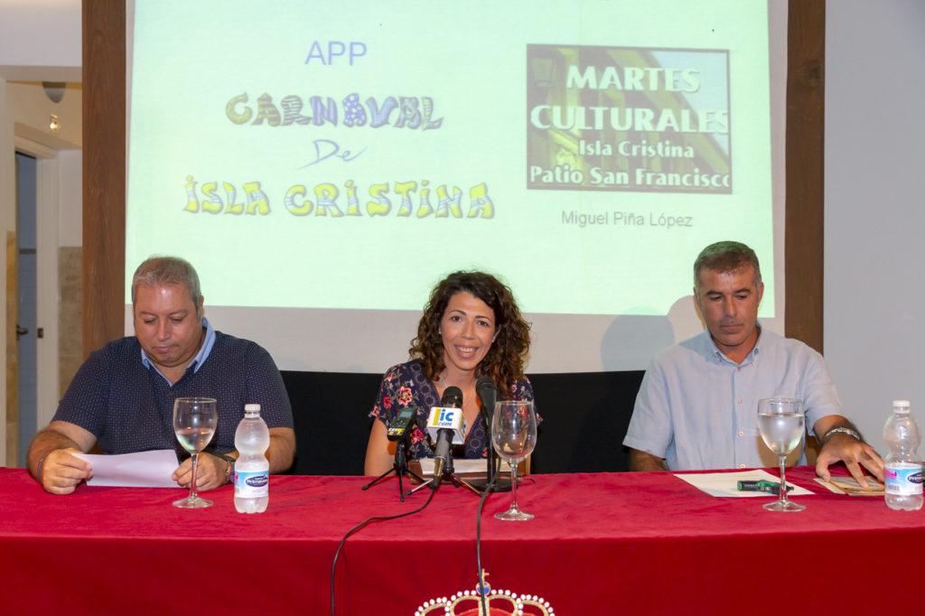Nace una nueva App sobre el carnaval de Isla Cristina