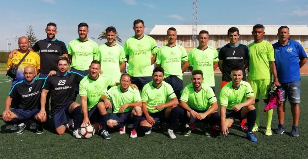 El Multi Franmi Primer Líder de la Liga Laboral de Huelva 2018/2019