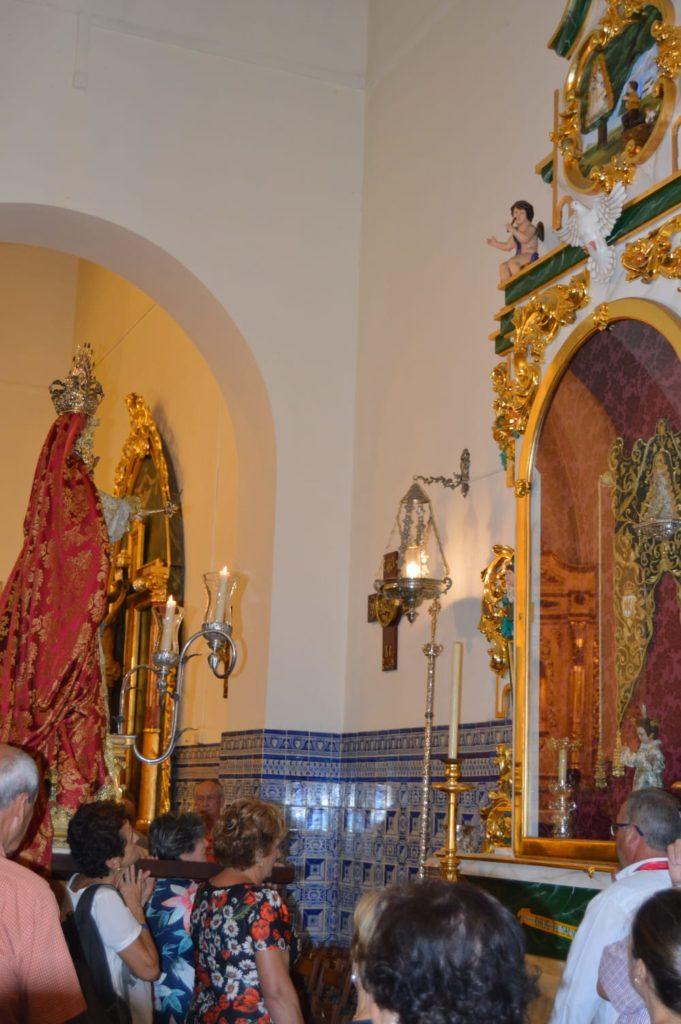 El próximo fin de semana no se celebrará la Salve en la Hermandad del Rocío de Isla Cristina