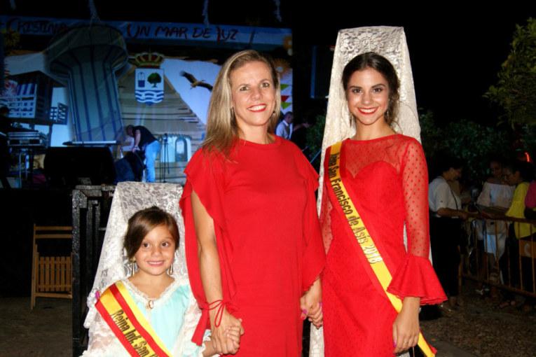 Proclamadas las Reinas de la Fiestas de San Francisco en Isla Cristina