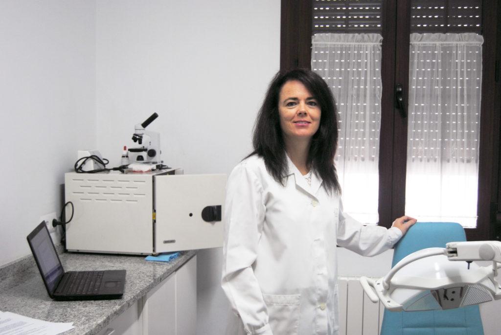 Rosario Correa, aspirante a presidir el Colegio Profesional de Podólogos de Andalucía