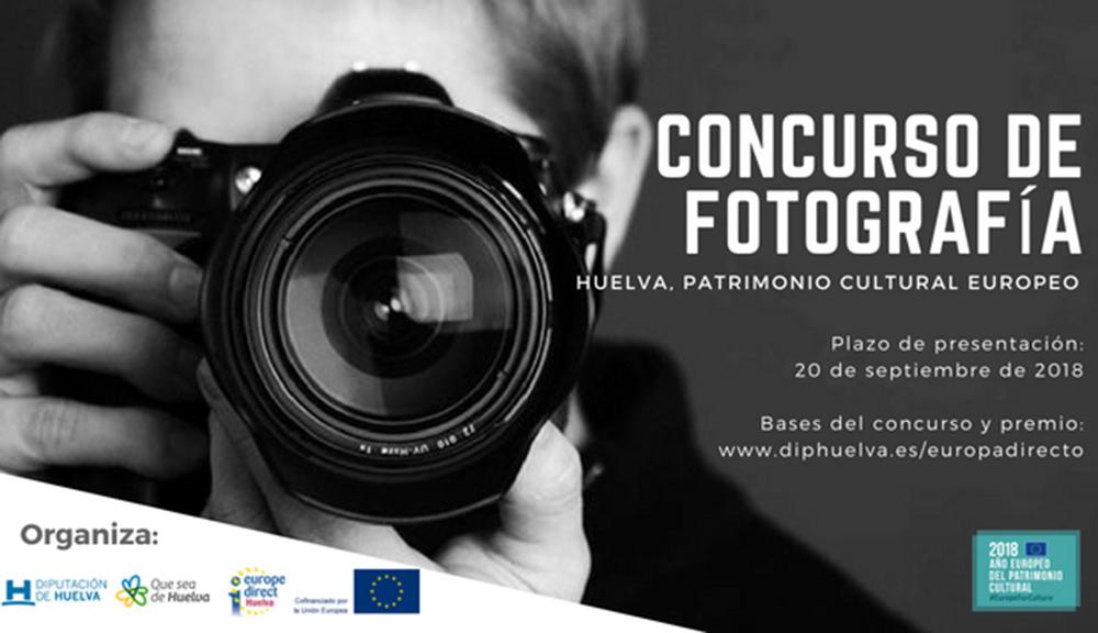 El plazo de presentación de fotografías al premio Huelva, patrimonio cultural europeo se cierra el 20 de septiembre