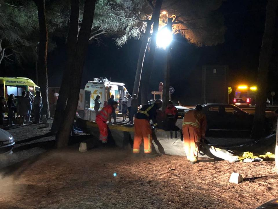 Dos potentes fumigantes agrícolas culpables de la intoxicación masiva de La Redondela
