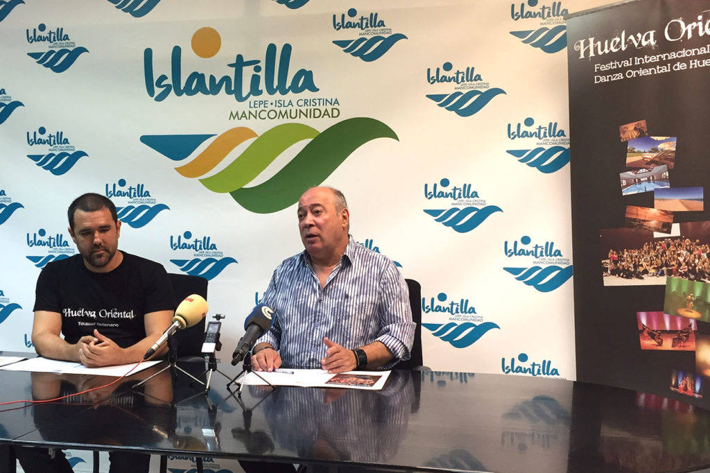 Presentado el V Festival Internacional de Danza Oriental de Islantilla