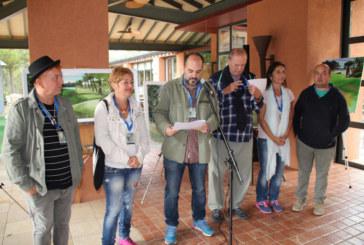 Juan Galán ganador del IV Concurso de Pintura Rápida 'Colores de Islantilla'