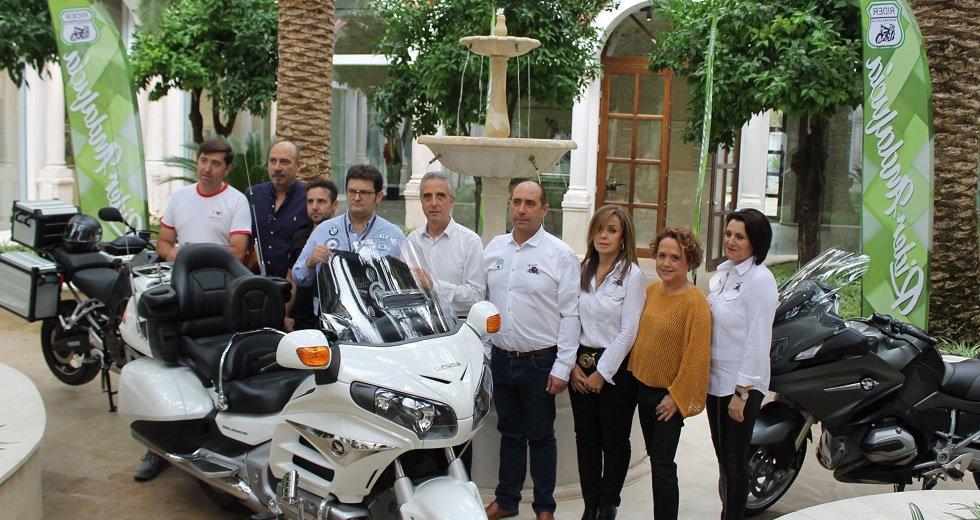 """Los moteros de la «Rider Andalucía"""" visitarán Isla Cristina"""