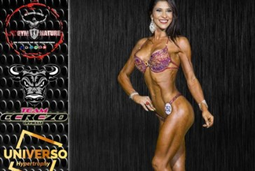 La Atleta Bikini isleña Manoli Faneca Concepción, toda una campeona