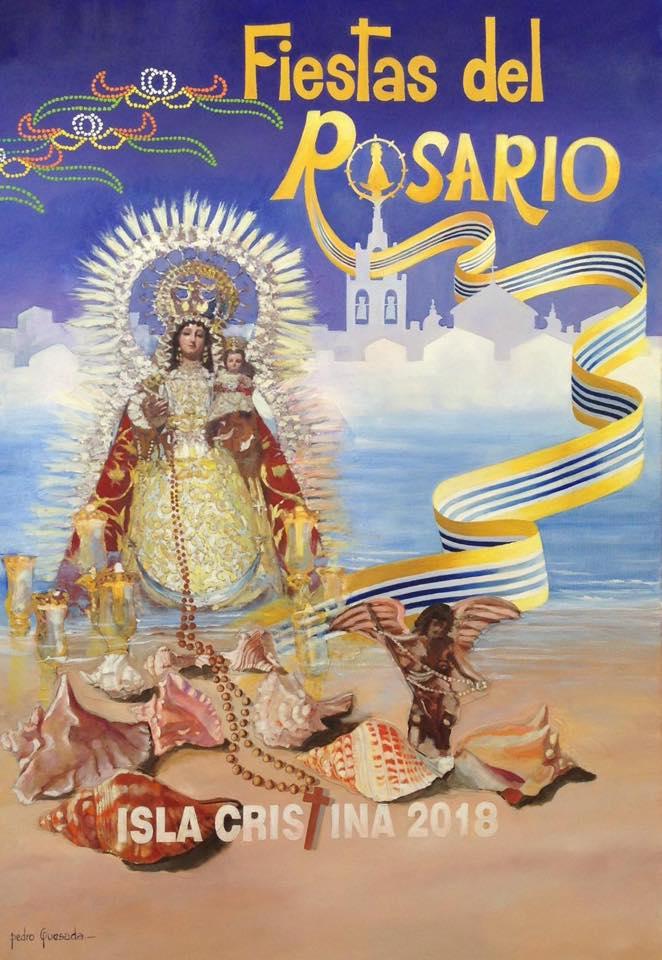 Programación Fiestas del Rosario Isla Cristina 2018