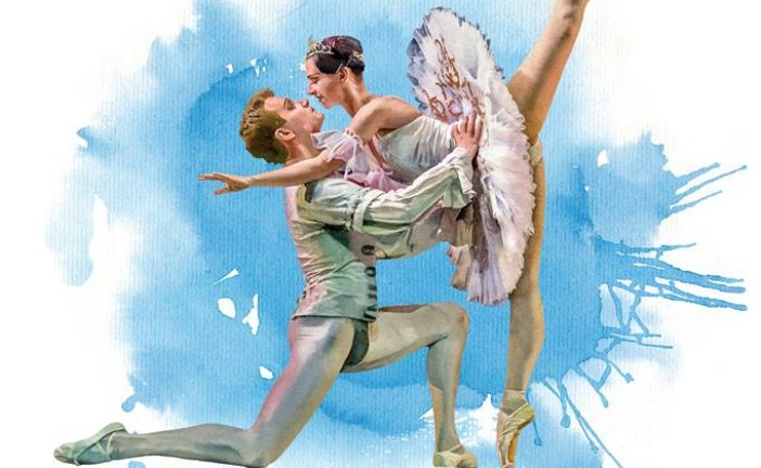 El Ballet Nacional Ruso recrea la magia de 'La Bella Durmiente' en Isla Cristina
