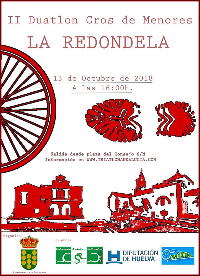 Este sábado se celebra el II Duatlón Cros de Menores de La Redondela