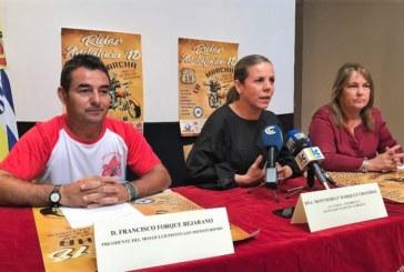 "Presentada en Isla Cristina la marcha motera ""Raider´18"""