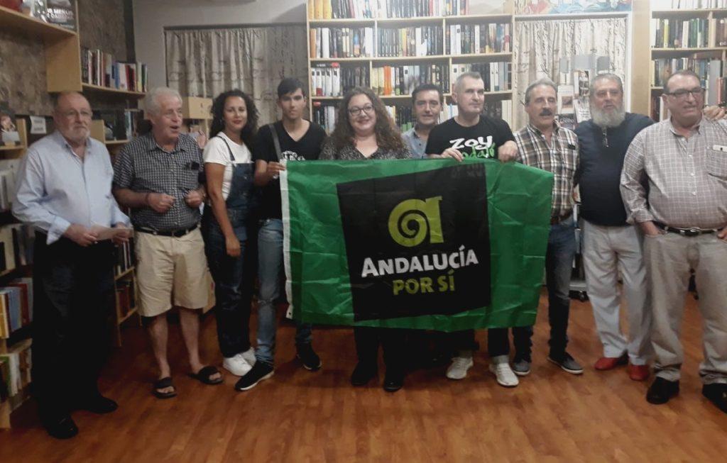 Andalucía Por Sí conforma su gestora municipal para trabajar por el progreso de Huelva