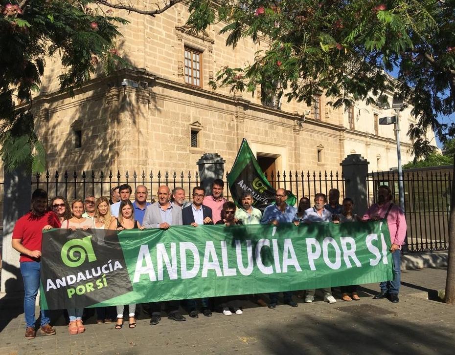 AxSí insta al Parlamento a tramitar la Ley contra la pobreza energética en Andalucía