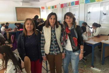 Islantilla extiende la campaña 'Somos Turismo' a los colegios de Isla Cristina y Lepe