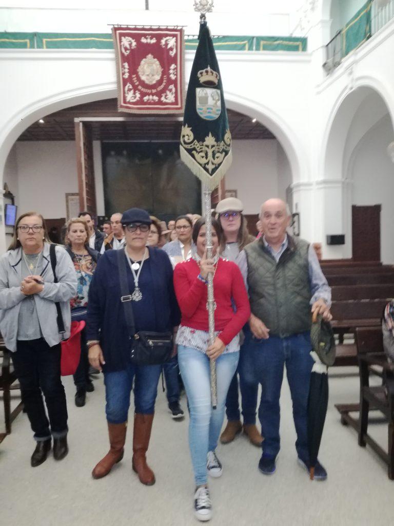 LA HERMANDAD DEL ROCÍO DE ISLA CRISTINA CAMINA AL ROCÍO