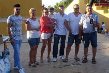 Imágenes entrega de premios Exhibición Canina celebrada en Isla Cristina