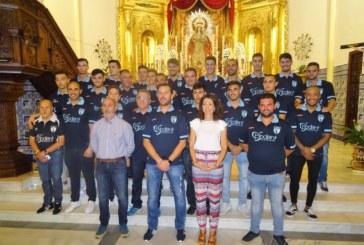 Imágenes: Ofrenda alimentos a Ntra. Sra. del Rosario Isla Cristina FC