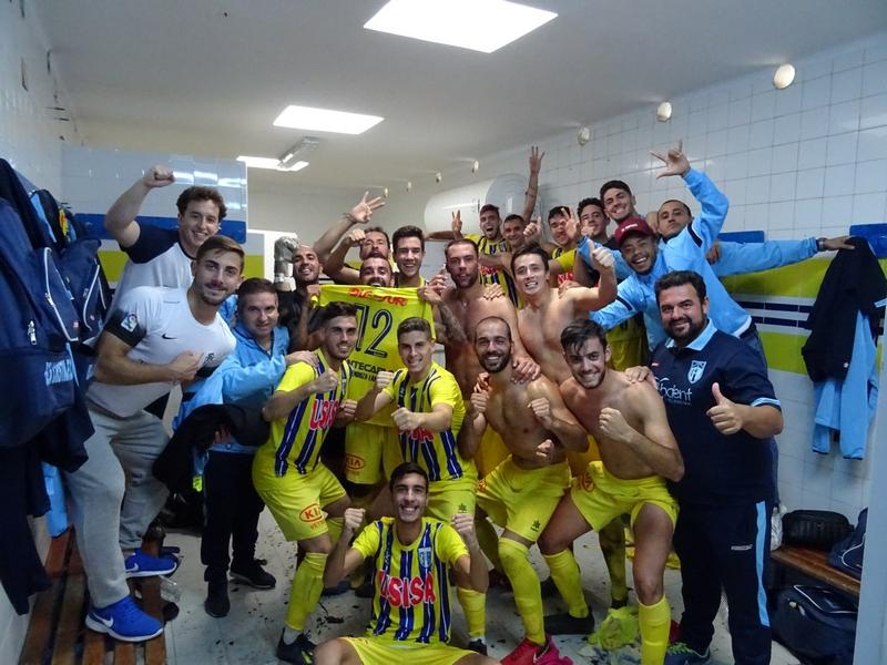 Un gol de Cifu otorga la primera victoria al Isla Cristina