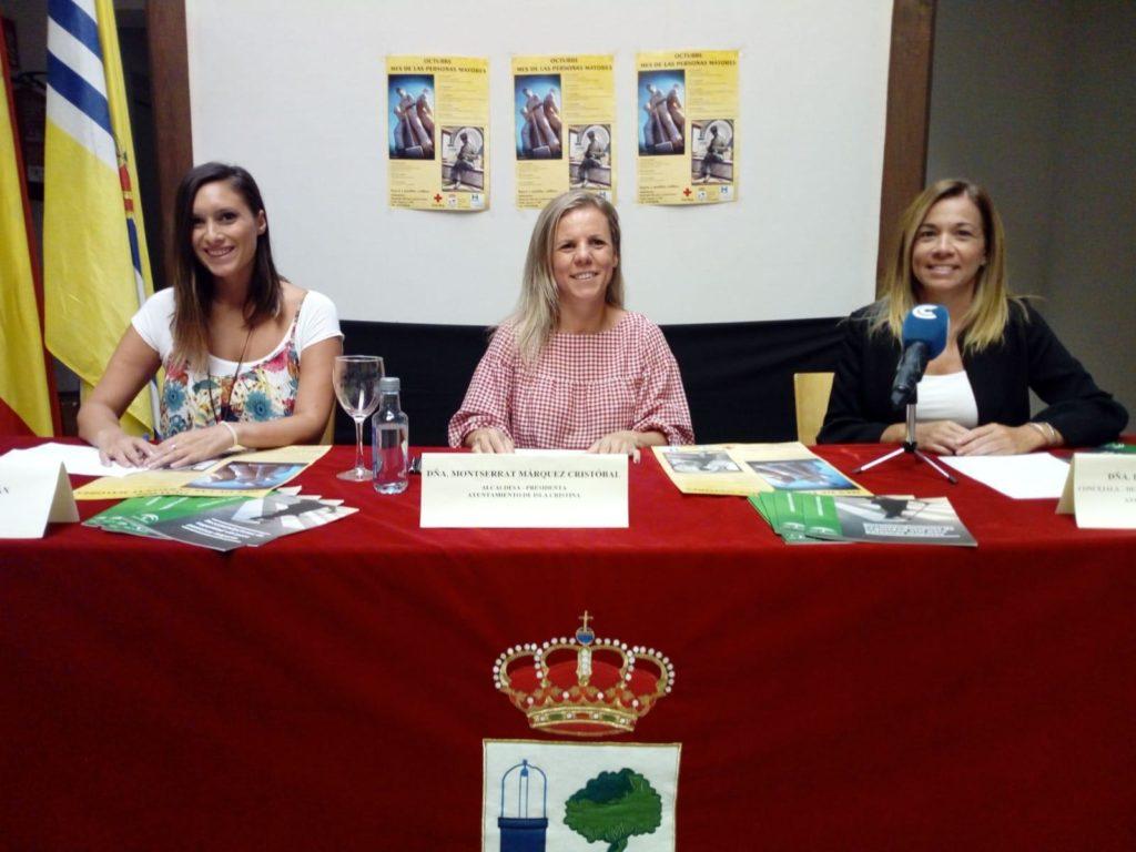 Presentado en Isla Cristina el Mes del mayor