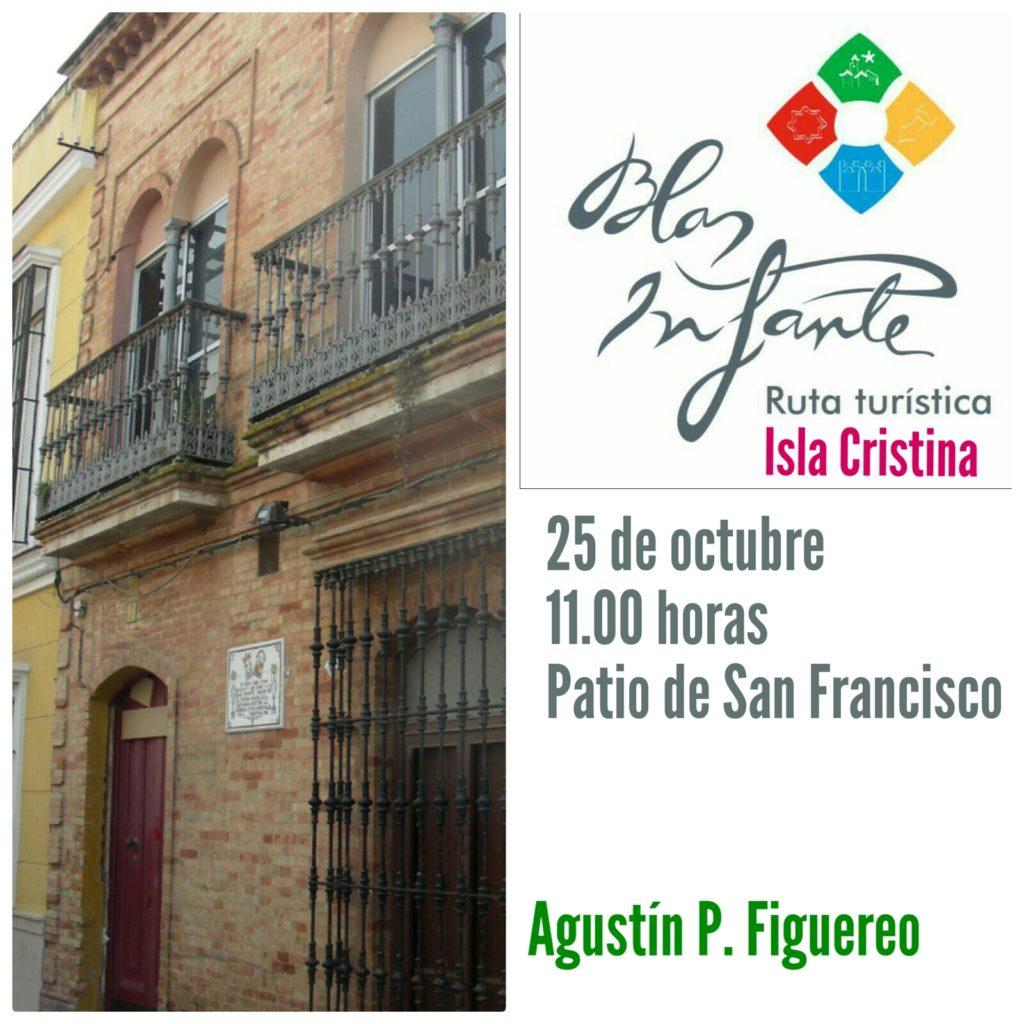 """Isla Cristina acoge la """"Ruta Turística Blas Infante"""""""