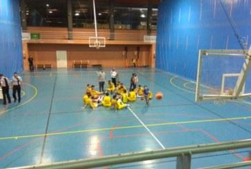 El Club Baloncesto Isla Cristina junior, líder de la liga provincial