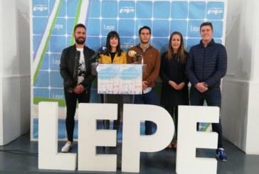 El PP de Lepe presenta el Congreso Local de Nuevas Generaciones