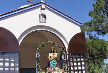 Imágenes: Camino Romería Mª Auxiliadora Pozo del Camino 2018