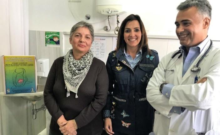 La Concejalía de Salud pone en marcha en Isla Cristina la Campaña para la Detección del Cáncer Uterino para jóvenes