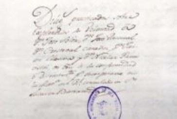 Incorporación al Real Consulado de Sanlúcar de Barrameda, en el Documento del mes de Isla Cristina