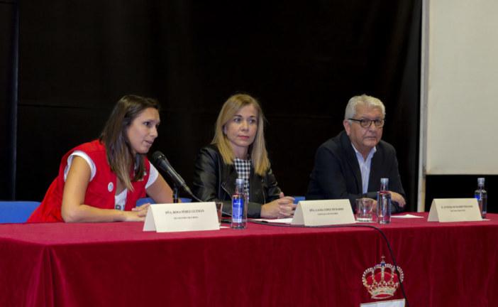 """El Psiquiatra isleño Antonio Pichardo ofrece una charla en el marco de la celebración del """"Mes del Mayor"""""""