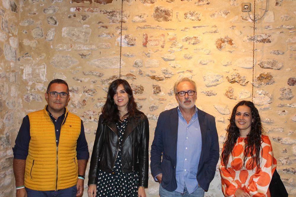 Más de un centenar de lectores participan en La Redondela en el V Encuentro Provincial de Clubes de Lectura de Diputación