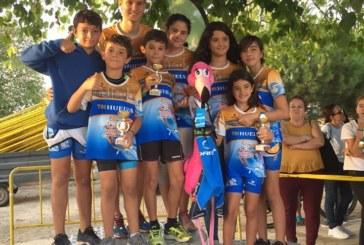 Éxito de participación en el II Duatlón Cros de Menores de La Redondela