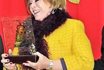 Ritín Rodríguez. Premio Manuel Fragoso 'El Patitas' Carnaval de Isla Cristina 2019