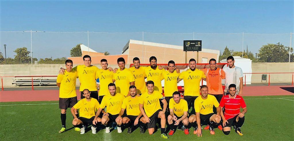 Jornada de sobresaltos en la liga laboral provincial de fútbol