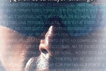 """Enrique Llimona presenta este viernes en Huelva su obra """"Más fuerte que el miedo"""""""
