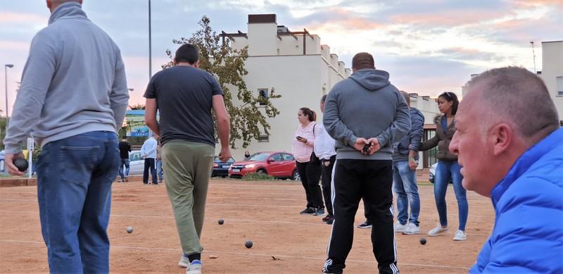 El Torneo Internacional de Petanca de Isla Cristina cumple su sexta edición
