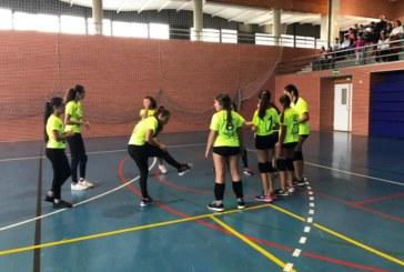 Jornada complicada para el Voleibol Isla Cristina