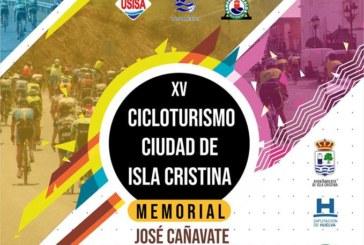 XV Cicloturismo Ciudad de Isla Cristina – Memorial José Cañavate