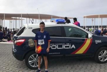 """Daniel Rodríguez participó en la """"II Carrera Solidaria Huelva"""""""