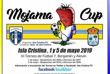 """Abierto el periodo de inscripciones de la """"III MOJAMA CUP'19"""""""