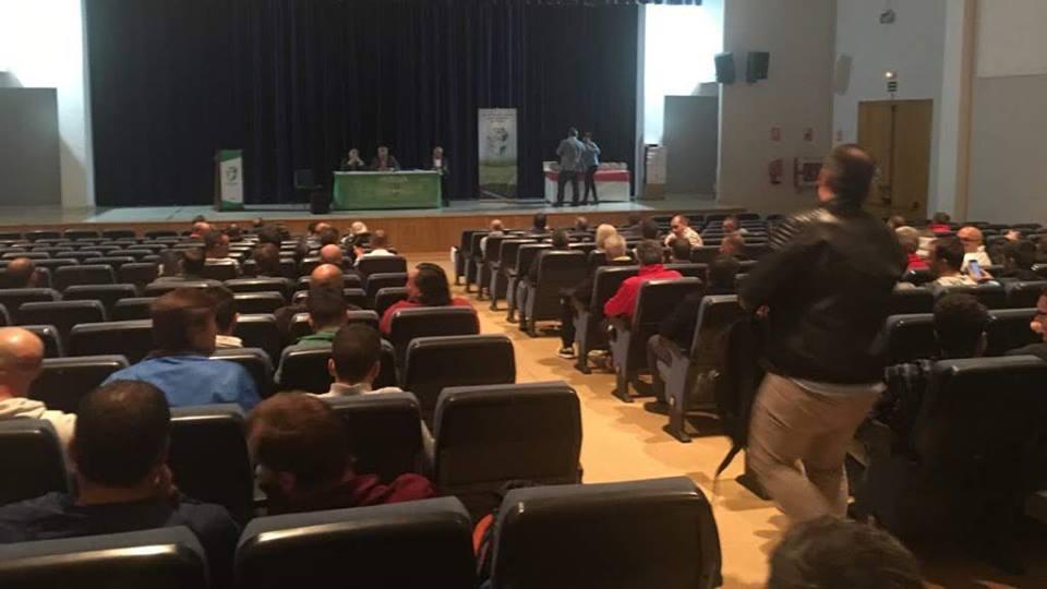 La Delegación en Huelva del Comité de Entrenadores de la RFAF realiza su Asamblea Anual