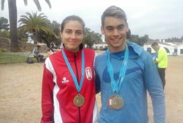 Moisés Antonete y Miriam Gómez ganan el Cross de La Bella
